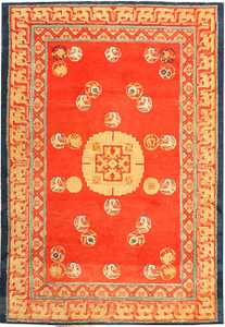 Antique Chinese Oriental Rug 43024 Nazmiyal
