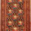 Antique Farahan Persian Rug 43419 Nazmiyal