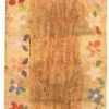 Antique Hooked American Rug 2499 Nazmiyal