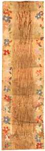Antique Hooked American Rug 2499 Nazmiyal