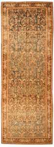 Antique Karabagh Rug 44114 Nazmiyal