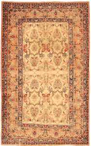 Antique Kerman Persian Rug 2632 Nazmiyal