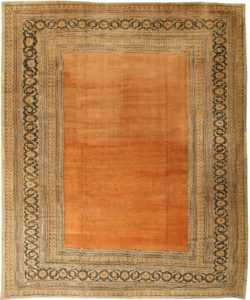 Antique Khorassan Persian Rug 40442 Nazmiyal