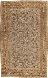 Antique Khorassan Persian Rug 41778 Nazmiyal