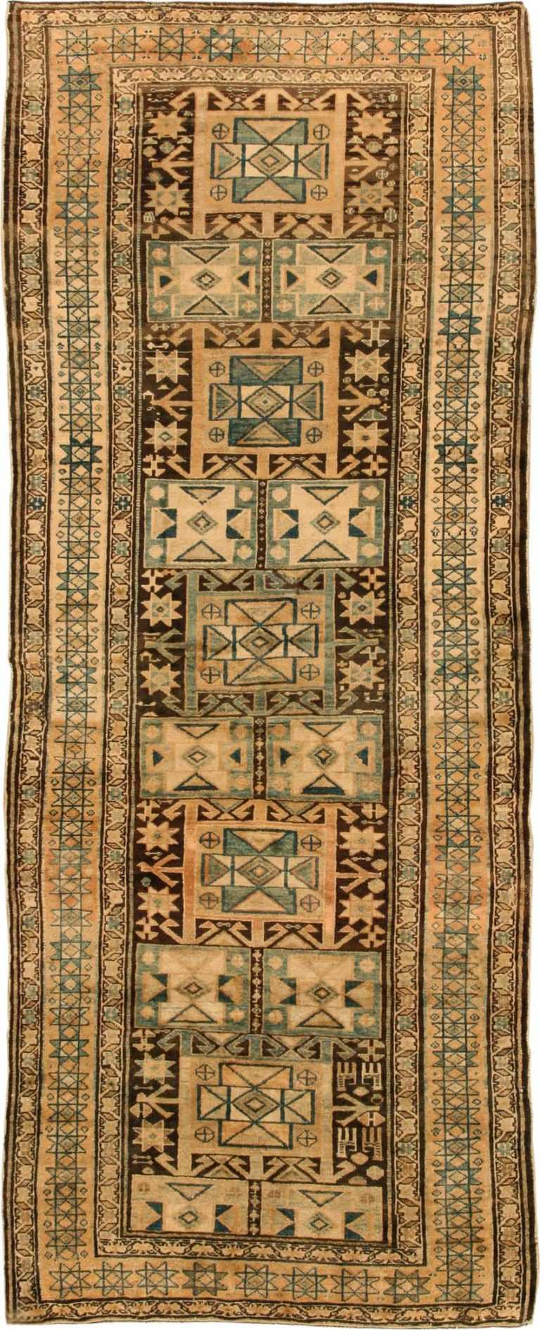 Antique Malayer Persian Rug 43059 Nazmiyal