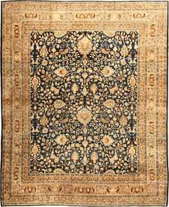 Antique Khorassan Persian Rug 42809 Nazmiyal