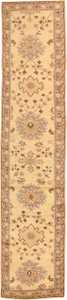 Antique Oushak Turkish Rug 41776 Nazmiyal