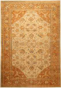Antique Sultanabad Persian Rug 3250 Nazmiyal