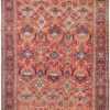Antique Sultanabad Persian Rug 44175 Nazmiyal