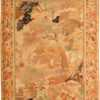 Antique French Tapestry Rug 43808 Detail/Large View
