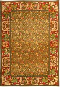 Antique Ukrainian Rug 3404 Nazmiyal