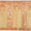 Antique 18th Century Silk Yarkand Oriental Rug 2975 Nazmiyal