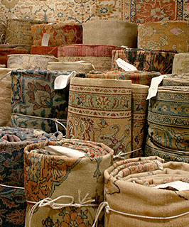 Articles About Antique Rugs