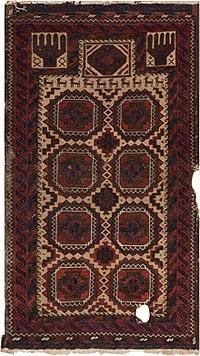 Baluch Rugs by Nazmiyal