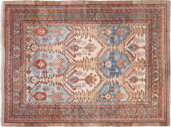 Antique Area Rugs by Nazmiyal