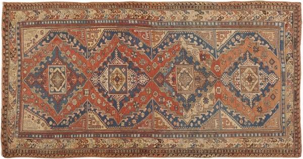 Antique Soumak Rugs by Nazmiyal
