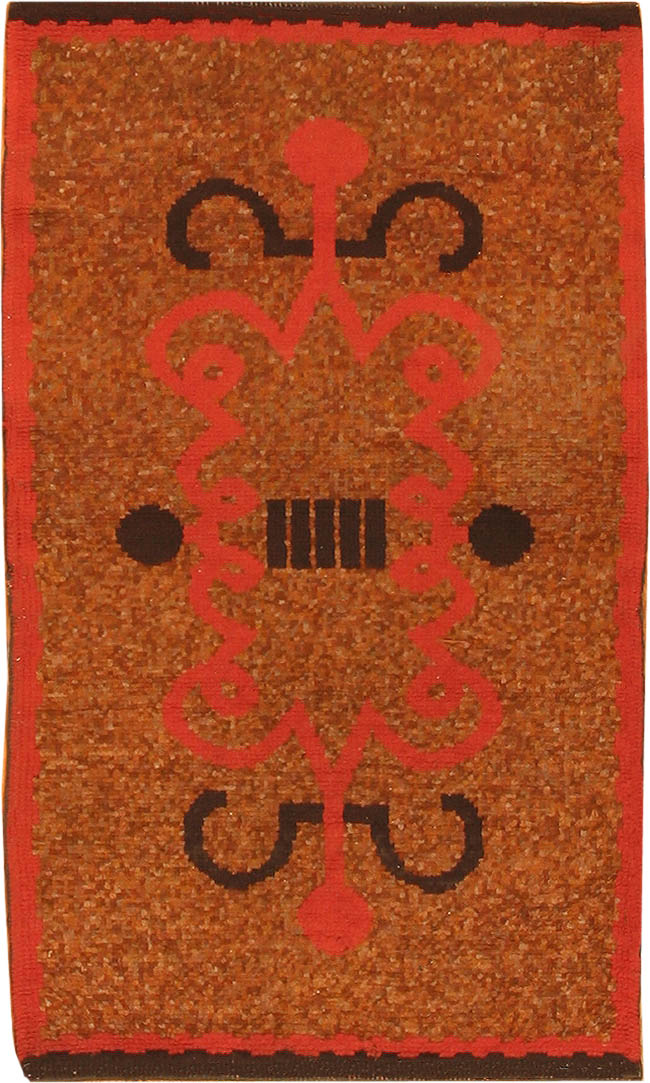 Vintage Deco French Rug 42637 Nazmiyal