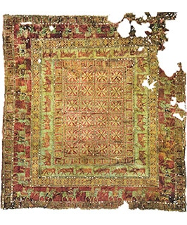 History of Antique Rugs