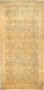 Antique Indian Oriental Rug 42095 Nazmiyal