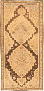 Antique Karabagh Rug 41996 Nazmiyal