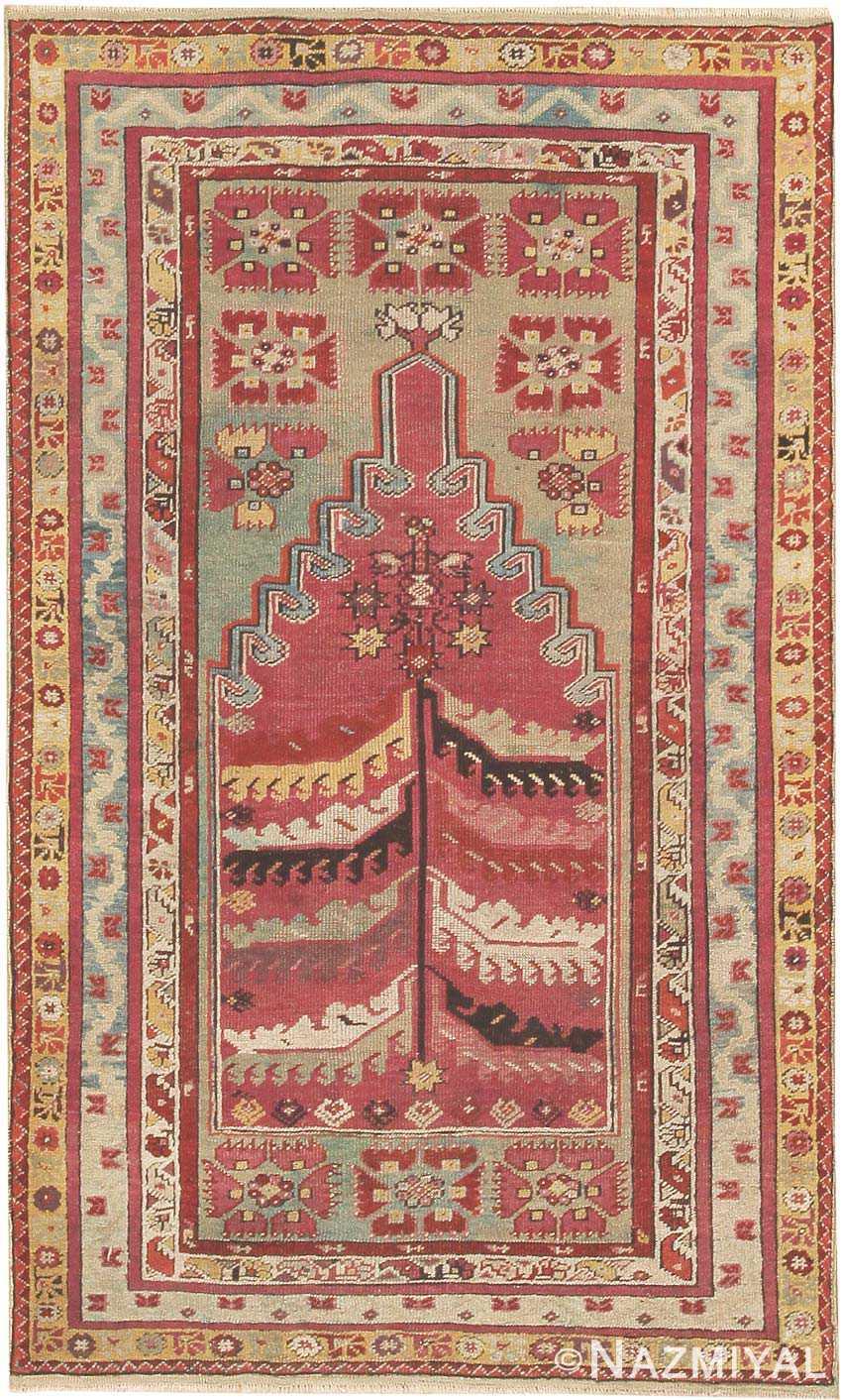 Antique Prayer Rug Ehsani Fine Rugs