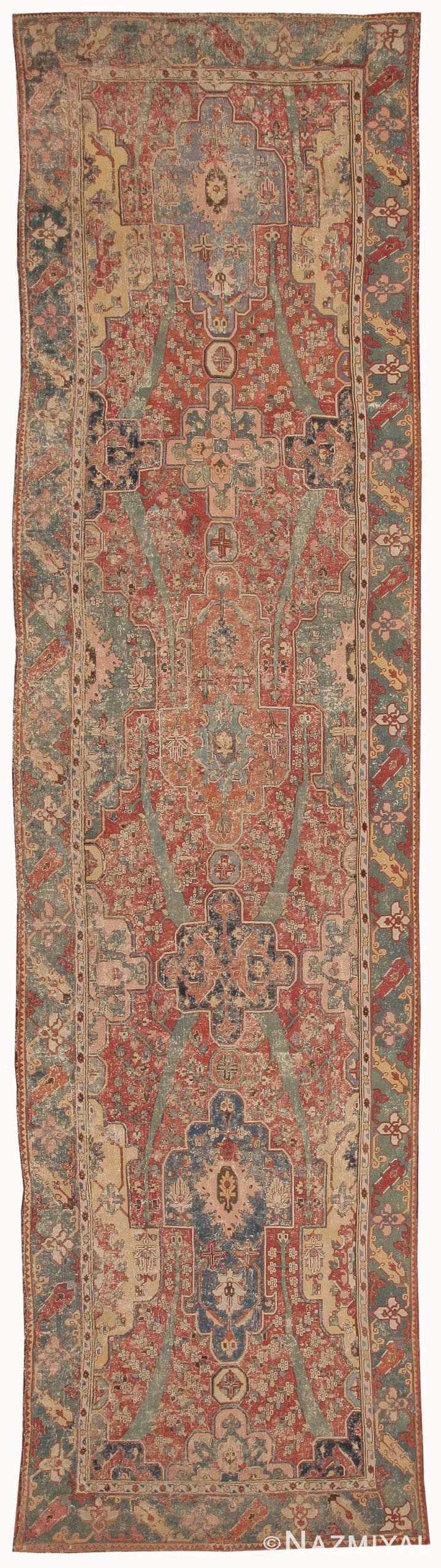 Antique 18th Century Khorassan Persian Rug 3289 Nazmiyal