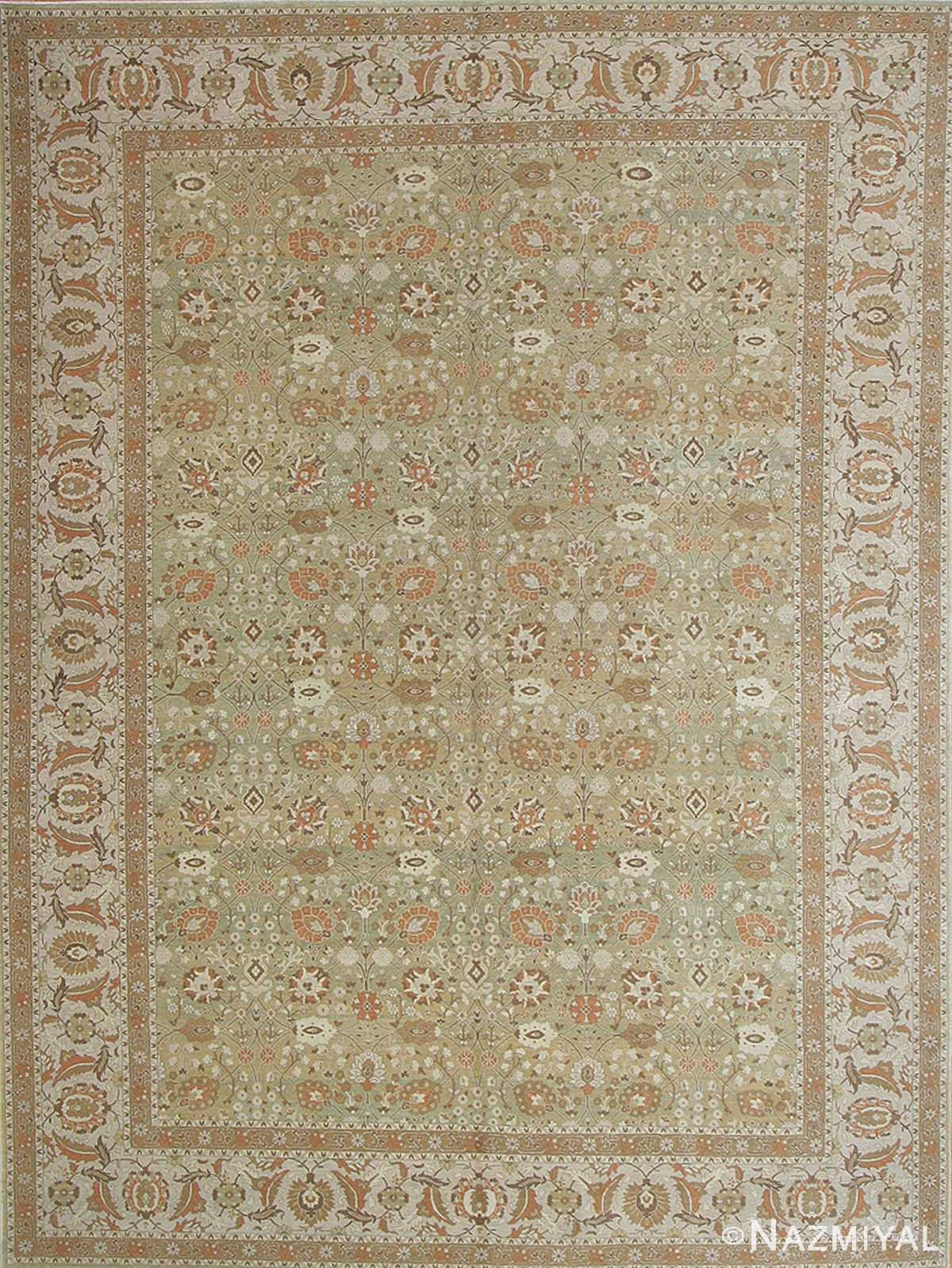 Tabriz Rug #41228 Detail/Large View