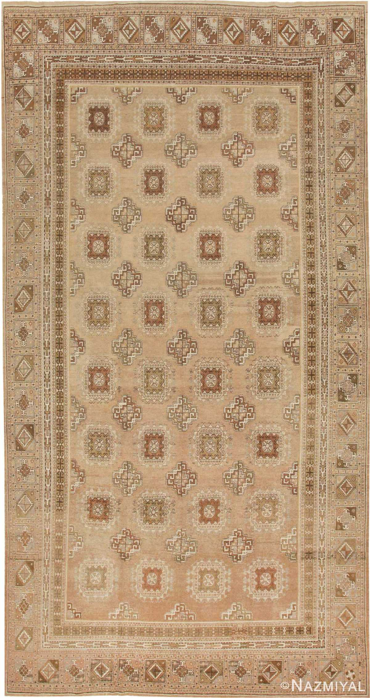 Antique Khotan Oriental Carpet 41699 Nazmiyal