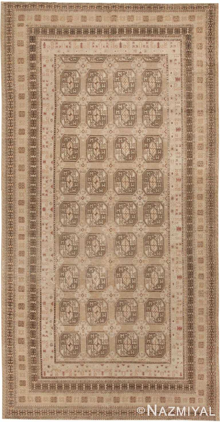 Antique Khotan Oriental Rug 41761 Nazmiyal