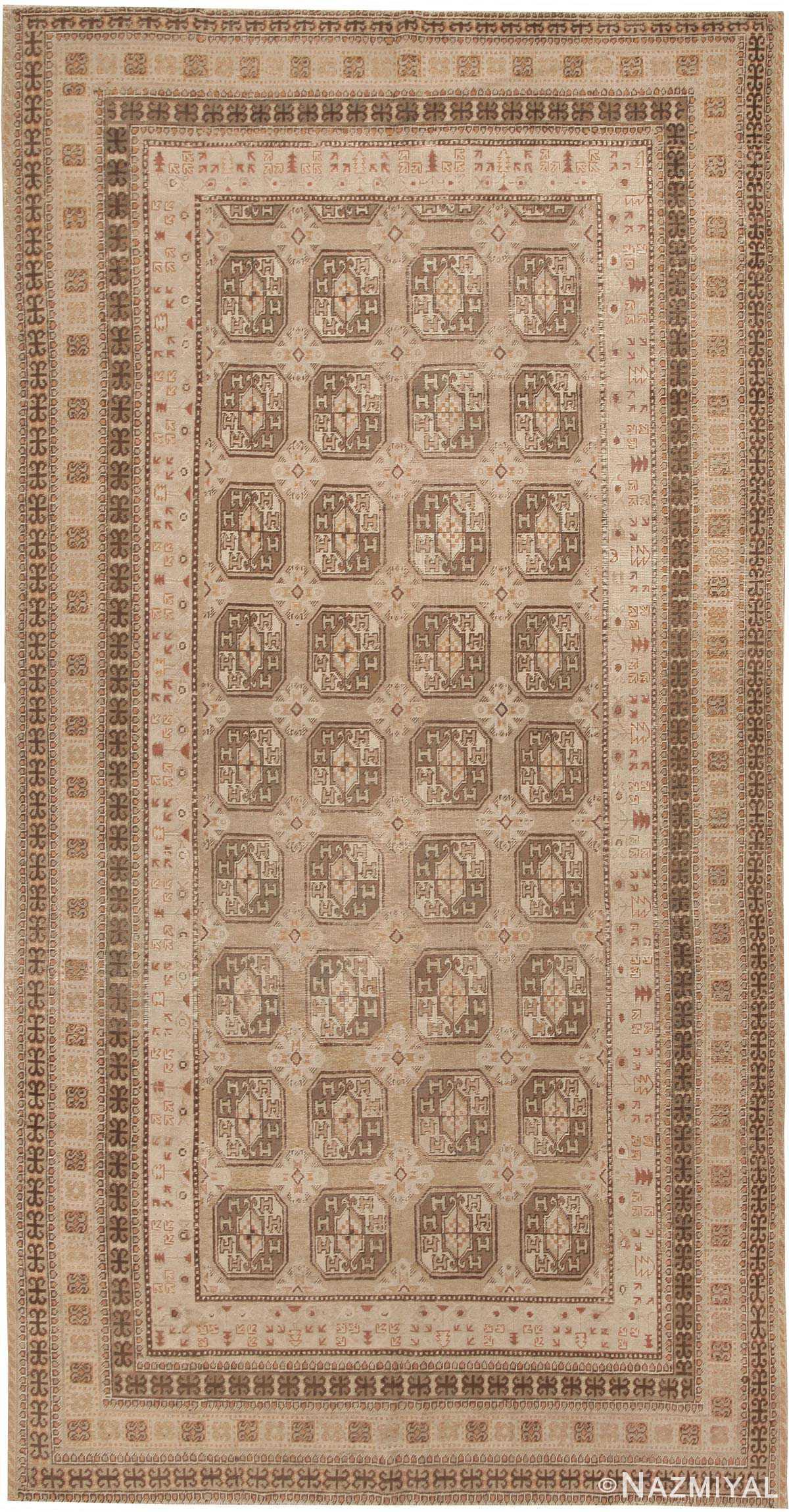 Antique Khotan Oriental Rug 41761 Nazmiyal