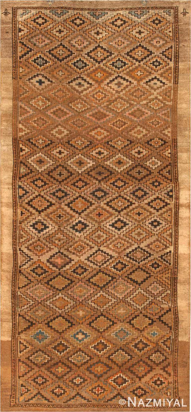 Antique Bakshaish Persian Rug 42433 Nazmiyal Antique Rugs