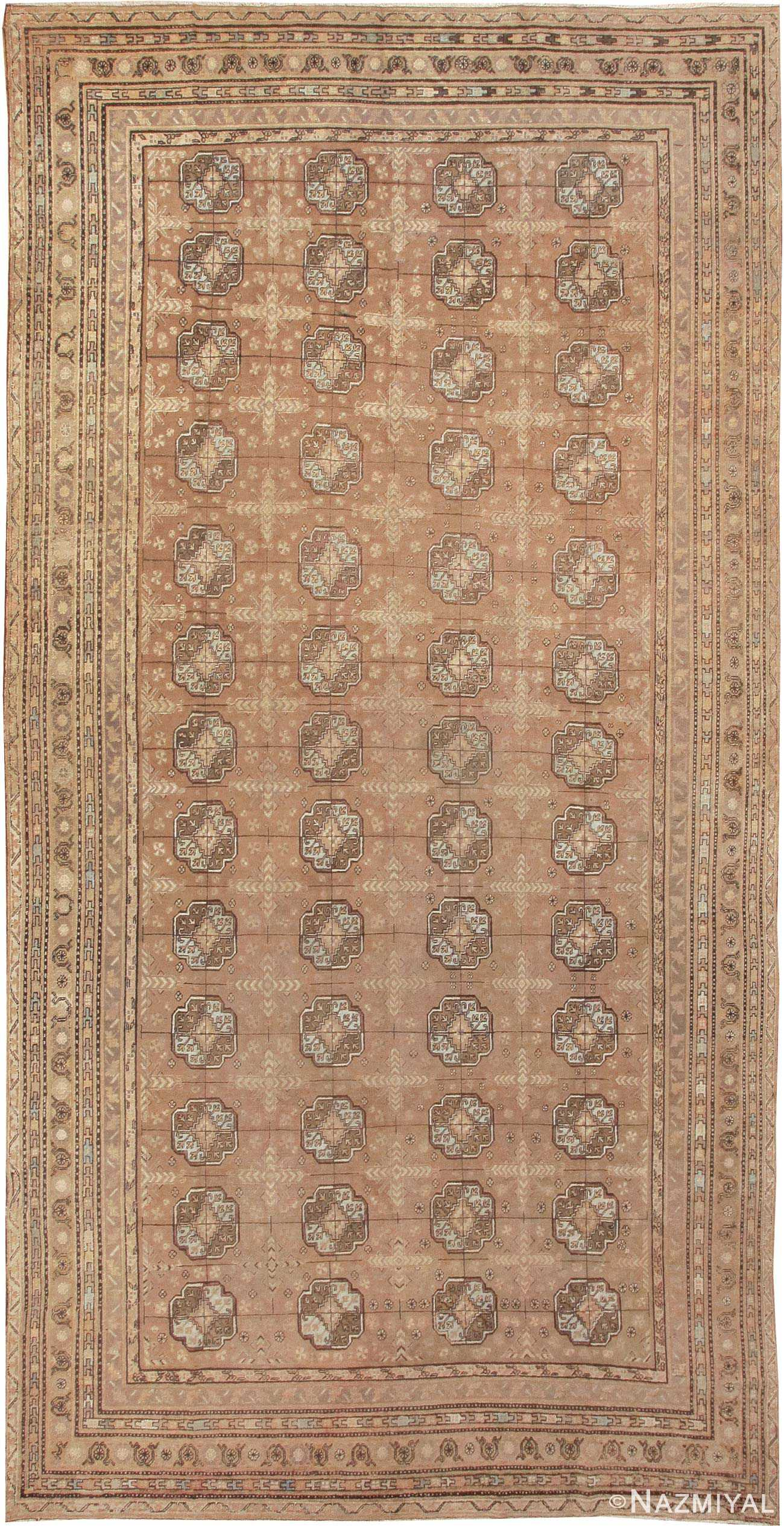 Antique Khotan Oriental Rug 42526 Nazmiyal