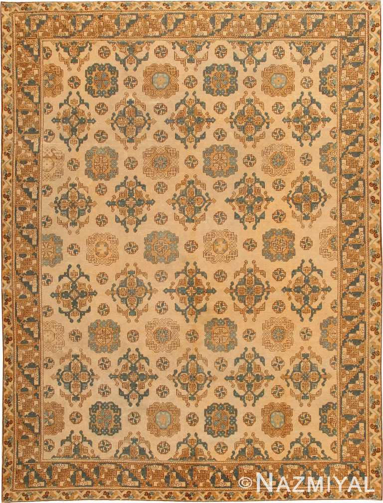Antique Khotan Oriental Rug 42559 Nazmiyal