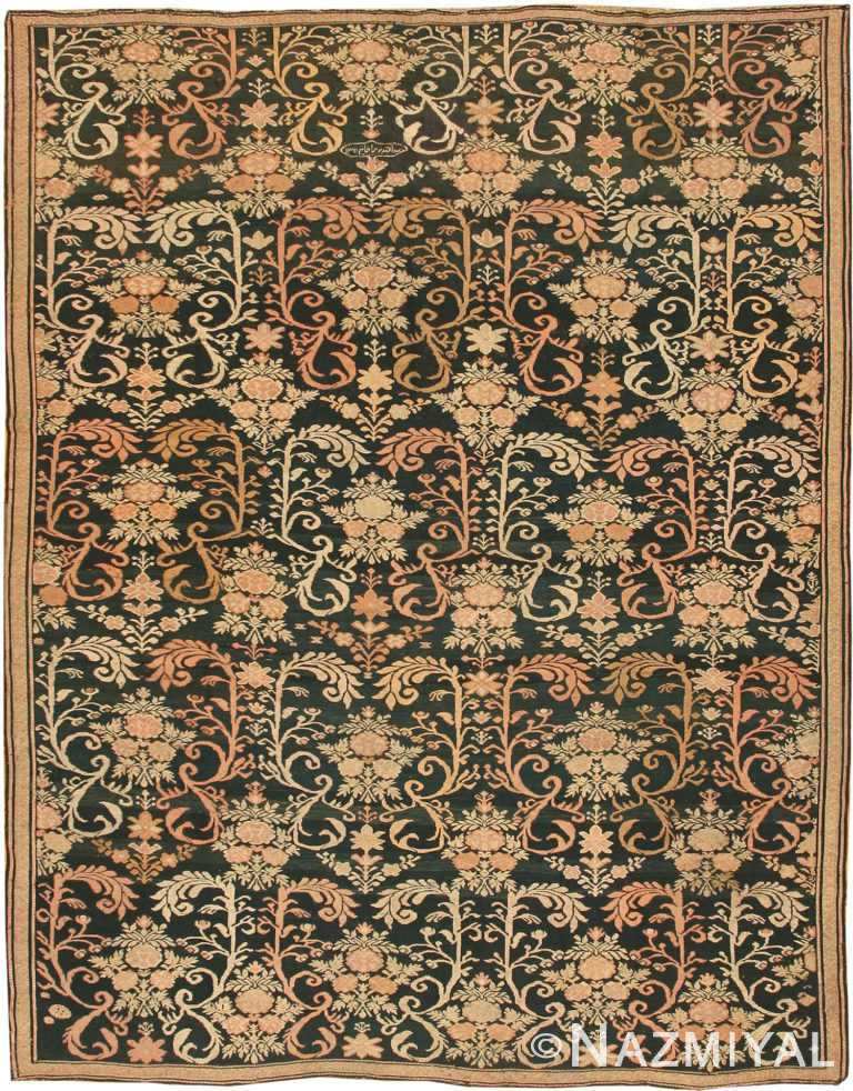 Antique Karabagh Rug 42622 Nazmiyal
