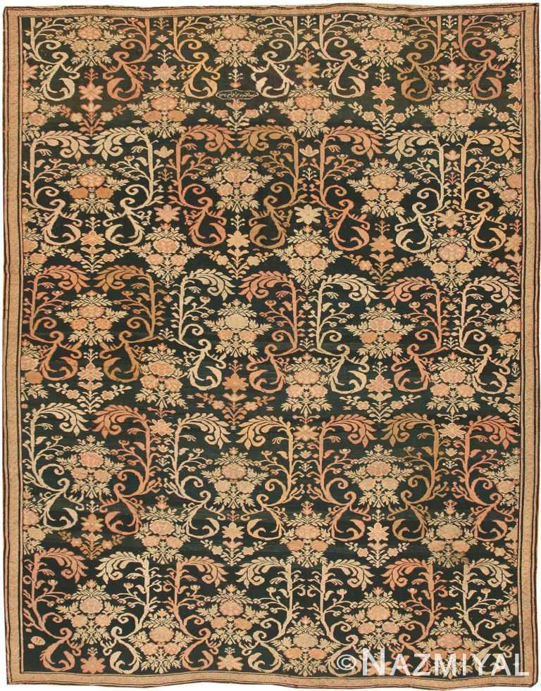 Antique Karabagh Rug 42622 Nazmiyal