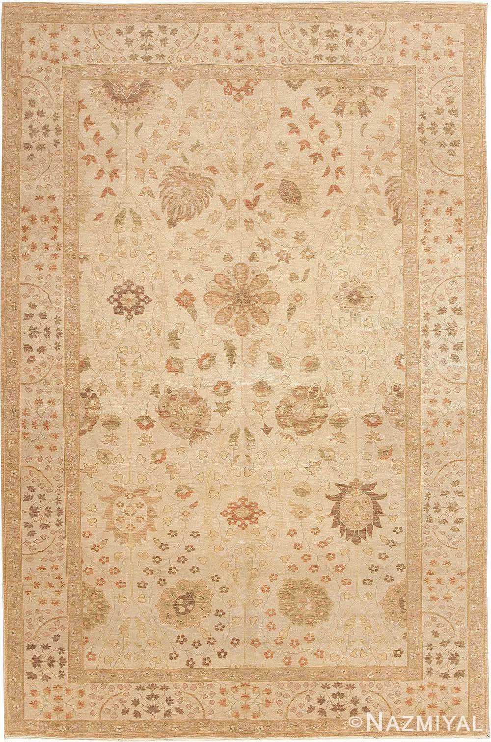Modern Tabriz Carpet 44582 Nazmiyal
