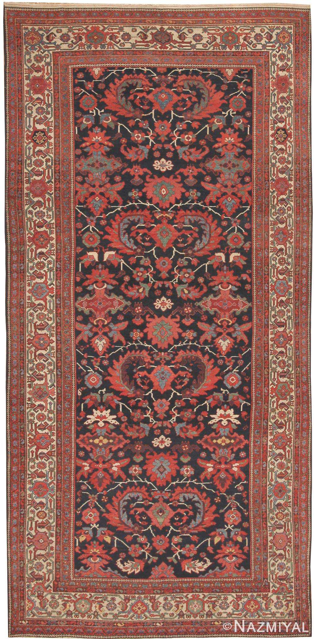 Antique Malayer Persian Rug #44716 Detail/Large View - By Nazmiyal