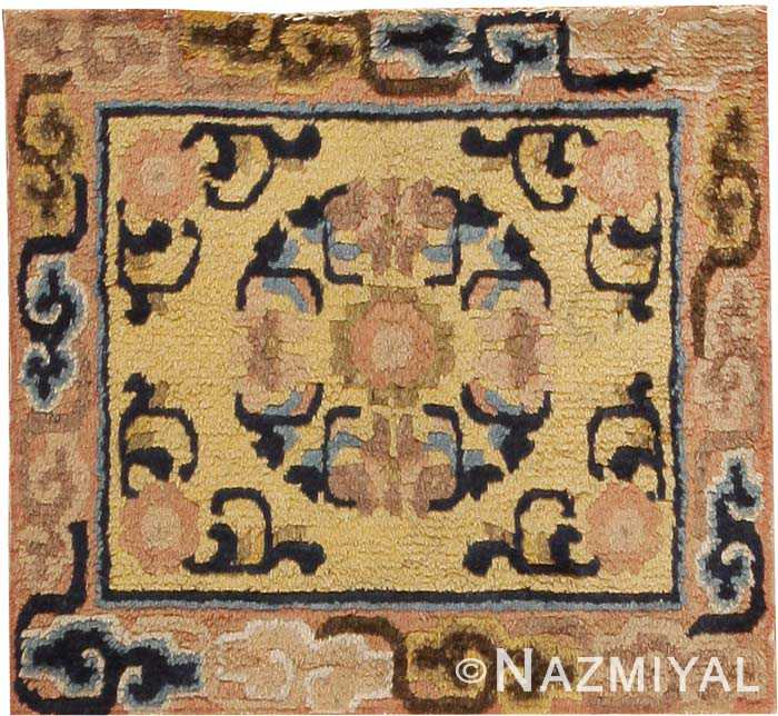 Antique Chinese Oriental Carpet 44848 Nazmiyal