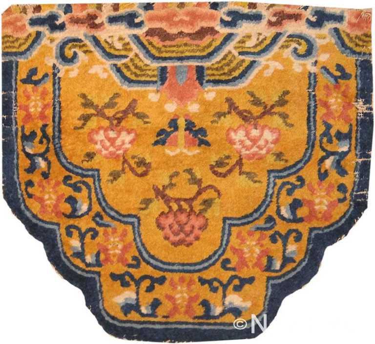 Antique Chinese Oriental Carpet 2166 Nazmiyal