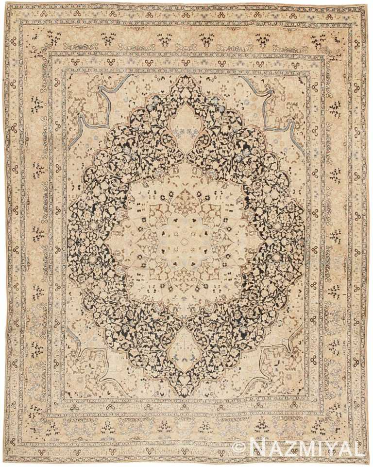 Antique Khorassan Persian Rug 42030 Nazmiyal