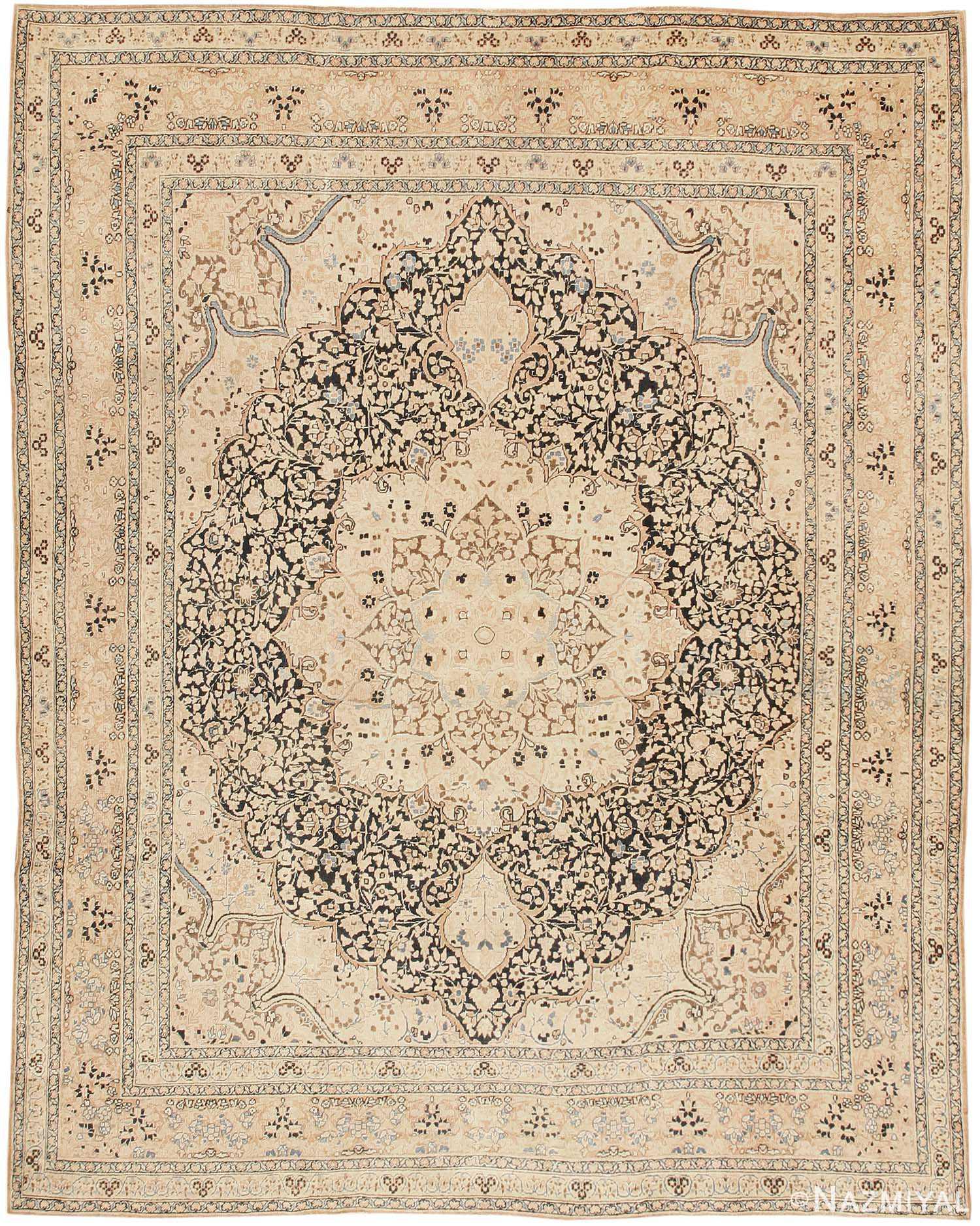 Antique Khorassan Persian Rug 42030 Nazmiyal