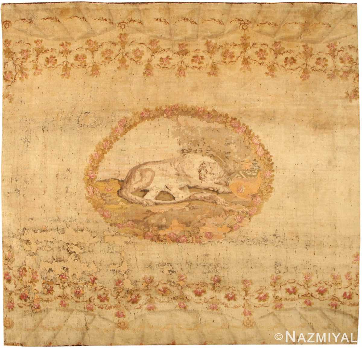 Antique Ukrainian Rug 318 Nazmiyal