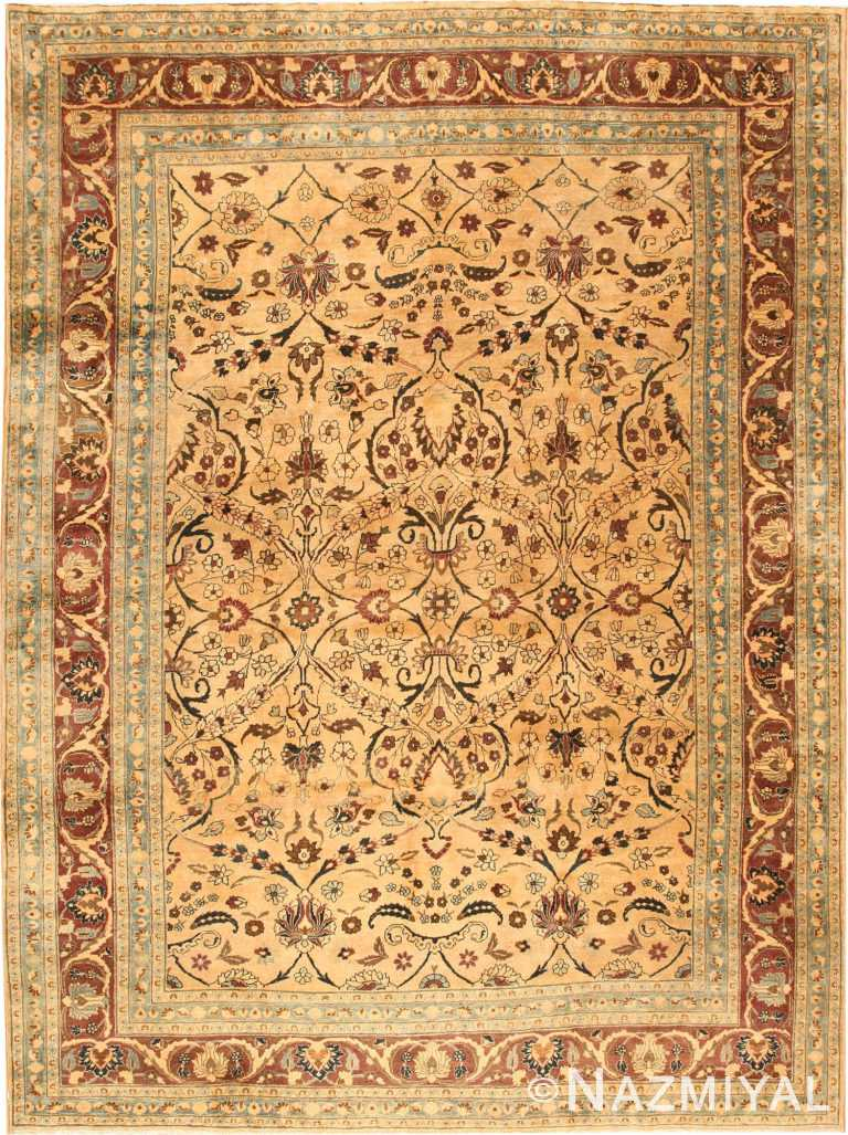 Antique Khorassan Persian Rug 42269 Nazmiyal