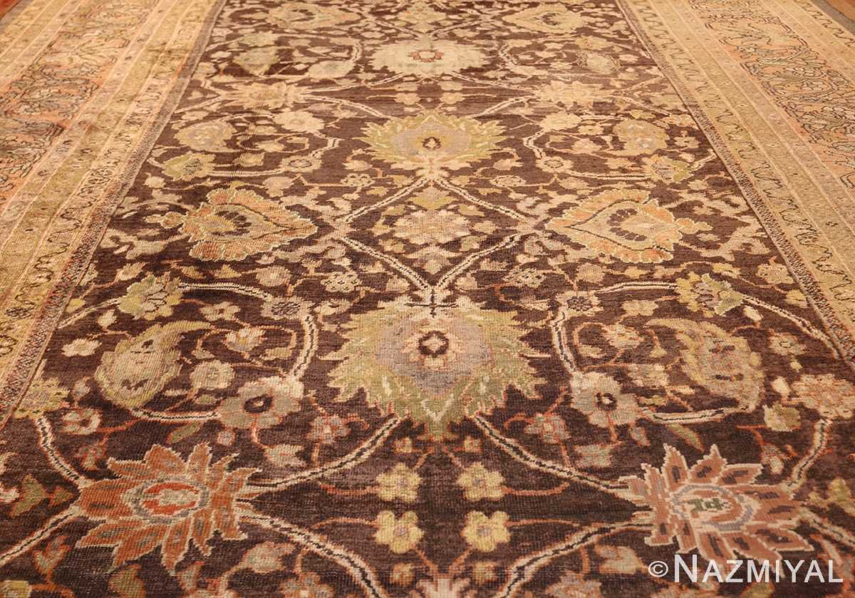 antique sultanabad rug 44653 field Nazmiyal