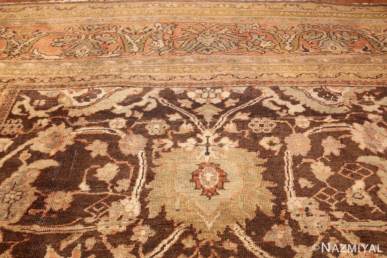 antique sultanabad rug 44653 top Nazmiyal