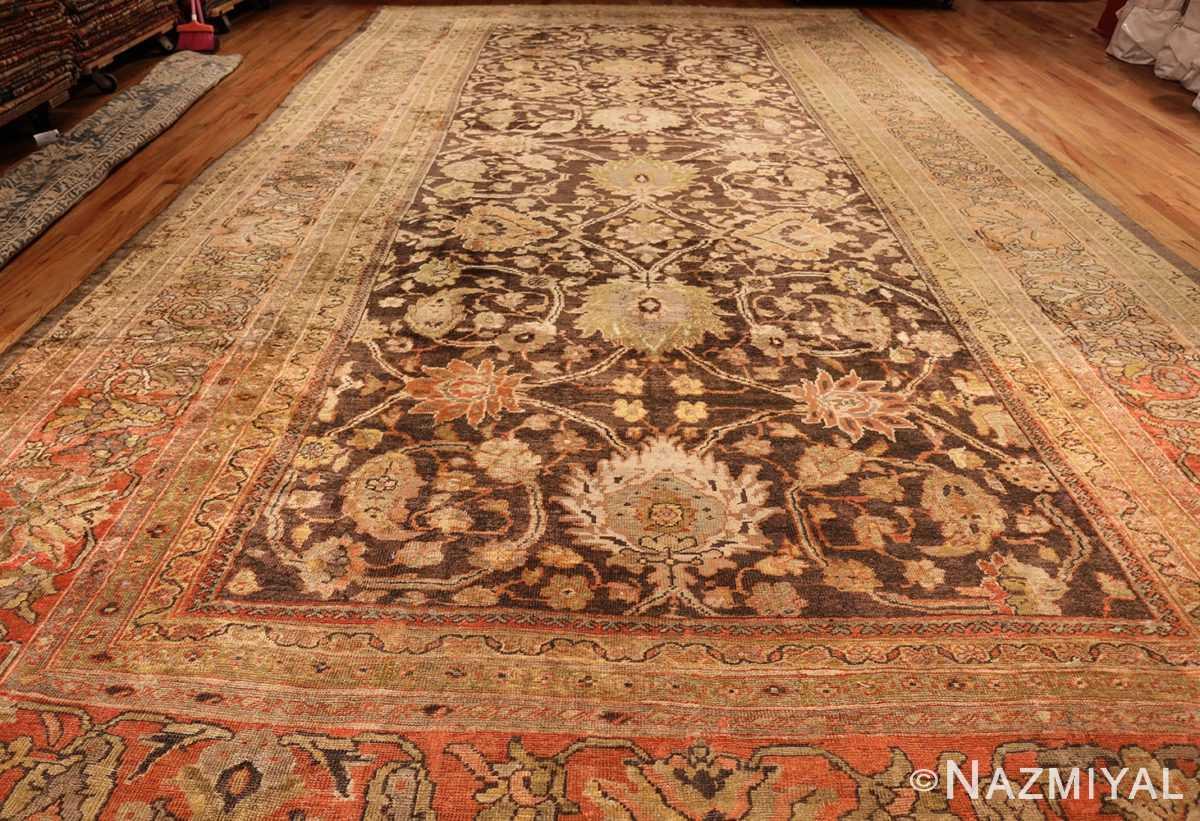 antique sultanabad rug 44653 whole Nazmiyal