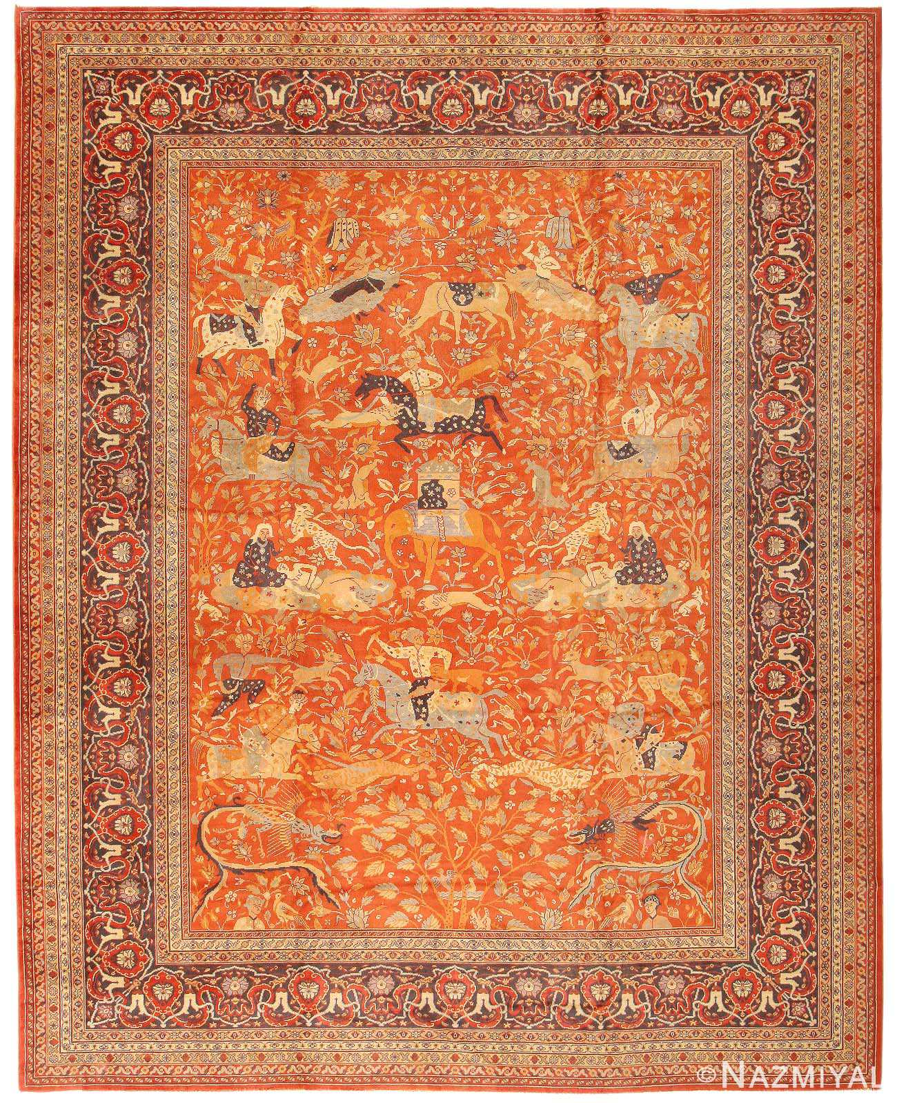 Persian Rugs For Sale: ANTIQUE ORIENTAL CARPETS FOR SALE