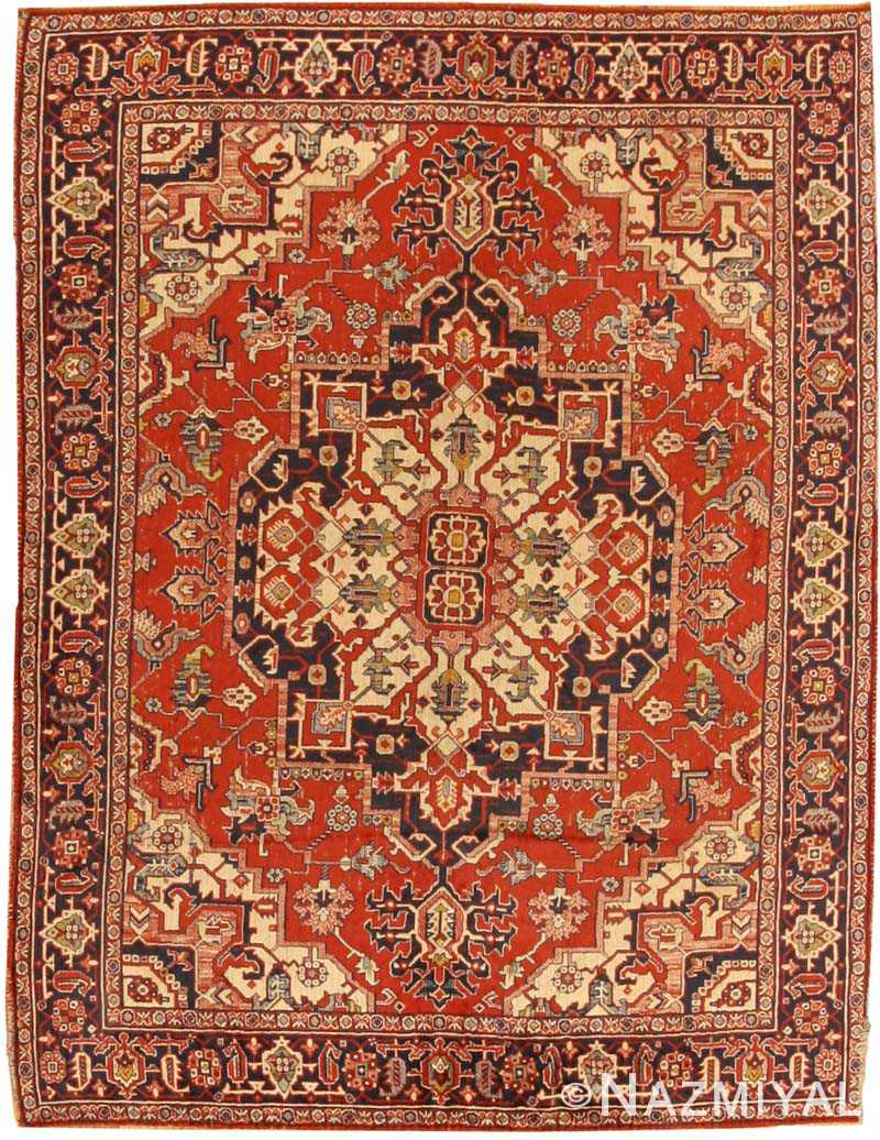 Antique American Chenille Rug 2685 Nazmiyal Antique Rugs