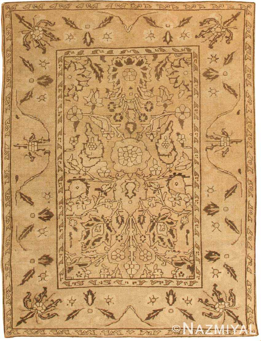 Antique Amritsar Oriental Rug 41656 Nazmiyal