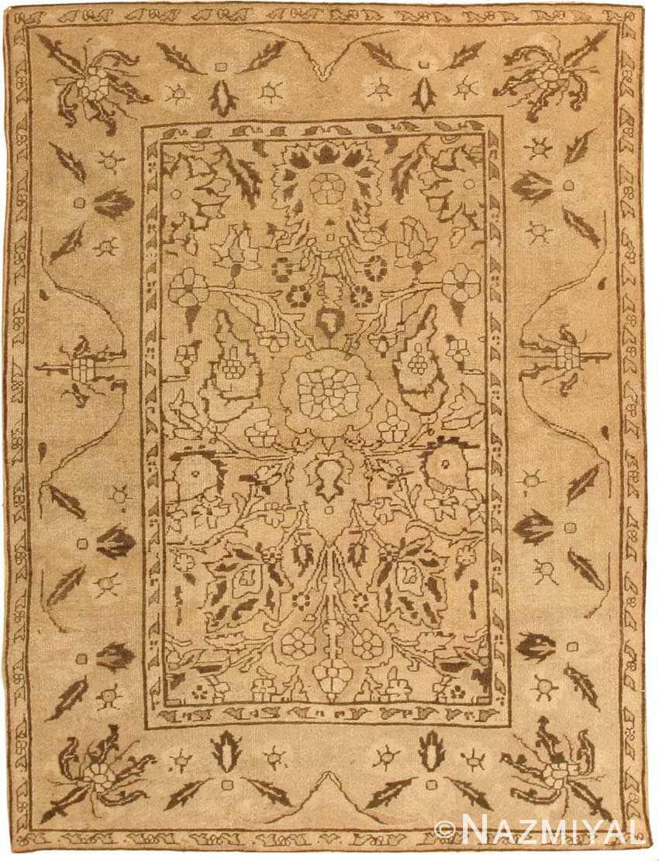 Antique Amritsar Oriental Rug 41656 Nazmiyal